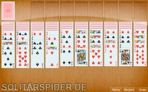 Spider Solitär Kostenlos Online